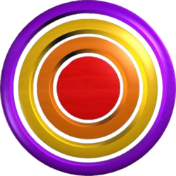 Canal Diez General Roca (Logo 2005)