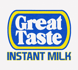 Great Taste Instant Milk logo