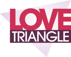 LOVE TRIANGLE logo
