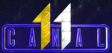 Logo tvp canal 11 1992-2002
