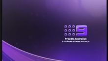 Nine Network purple 2014