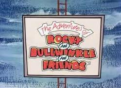 The adventures-of rocky bullwonkle friends logo