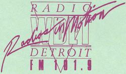 WDET Detroit 1981