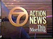 WXYZ Action News This Morning 1992