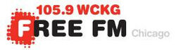 105.9 WCKG Free FM