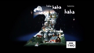 BBC Two Christmas Snowman ident 2013-2015