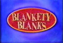 Blankety Blanks 1996
