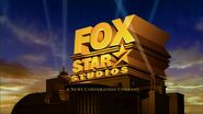 Fox Star Studios open matte logo