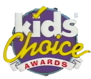 Kids choice awards 1996 logo vr 2 by alexb22-d9wit0c
