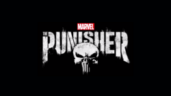 The Punisher title card