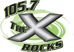 WQXA-FM 105.7 The X