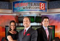 WTNH-TV's News 8's Storm Team 8 Video Promo From February 2012