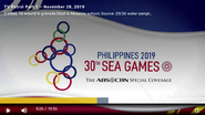 ABS-CBN - Philippines 2019 30th SEA Games