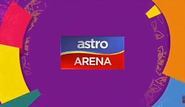 Astro Arena Ident Special 2018 Asian Games Jakarta-Palembang