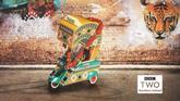 BBC Two NI India Season ident