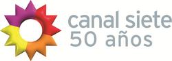 Canal Siete Bahía Blanca (Logo 50º aniversario)