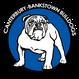 Canterbury-Bankstown Bulldogs logo (1978-1997)