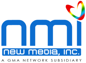 GMA New Media, Inc. Logo 2002-2007