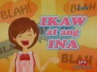 Ikaw at ang Ina title card