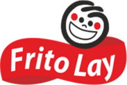Logo frito lay with smile