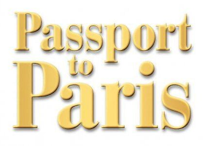 Passport to Paris movie logo