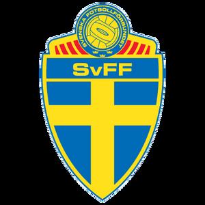 Sweden national football team logo
