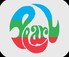 The first TVB Peari logo