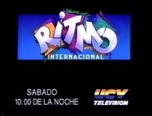 UCV-TV 1994 Ritmo Internacional