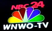 WNWO TV Neon 1998