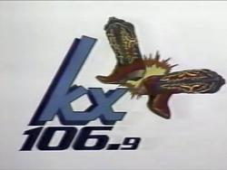 WSKX Kx 106 1987