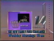 WTLK Family Feud Challenge promo 1993
