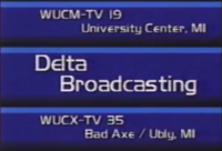 WUCM WUCX 1989