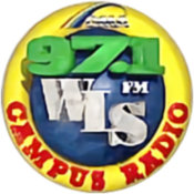 Campus Radio 97.1 WLS-FM Logo (1992–1995)