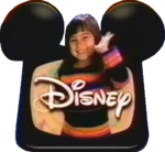 Disney Channel The Girl is Waving
