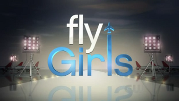Fly Girls intertitle