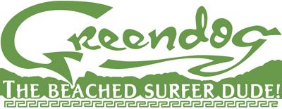 greendog beached surfer dude