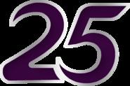 Indosiar 25 Tahun Luar Biasa Purple
