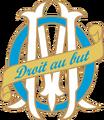 Olympique de Marseille logo (110th anniversary)
