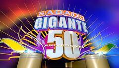Sábado Gigante 50 aniversario 2012