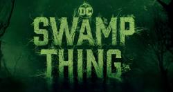 Swamp Thing (2019) logo