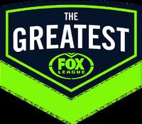 The Greatest (Fox League) Logo