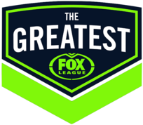 The Greatest (Fox League) Logo