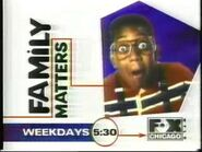 WFLD Family Matters 1993 ID