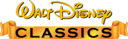 Walt DIsney Classics 1997-1999 Print Logo Transparent V2