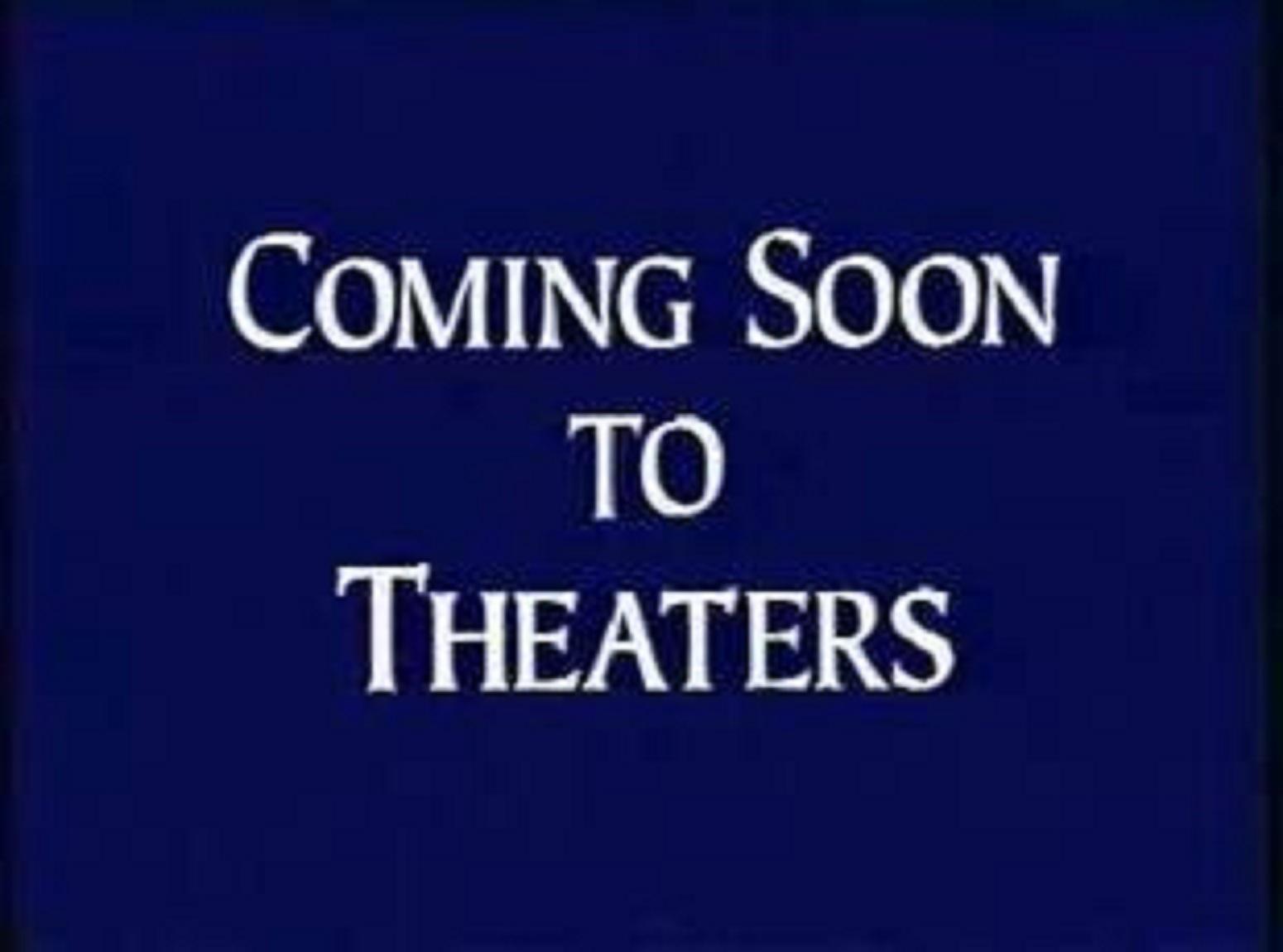 Walt Disney Studios Home Entertainment Buena Vista Coming To Theaters Logo 1994 a