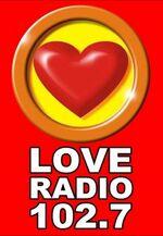 102.7 love radio