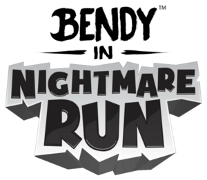 Bendy in Nightmare Run logo