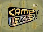 Camp Lazlo shorts logo