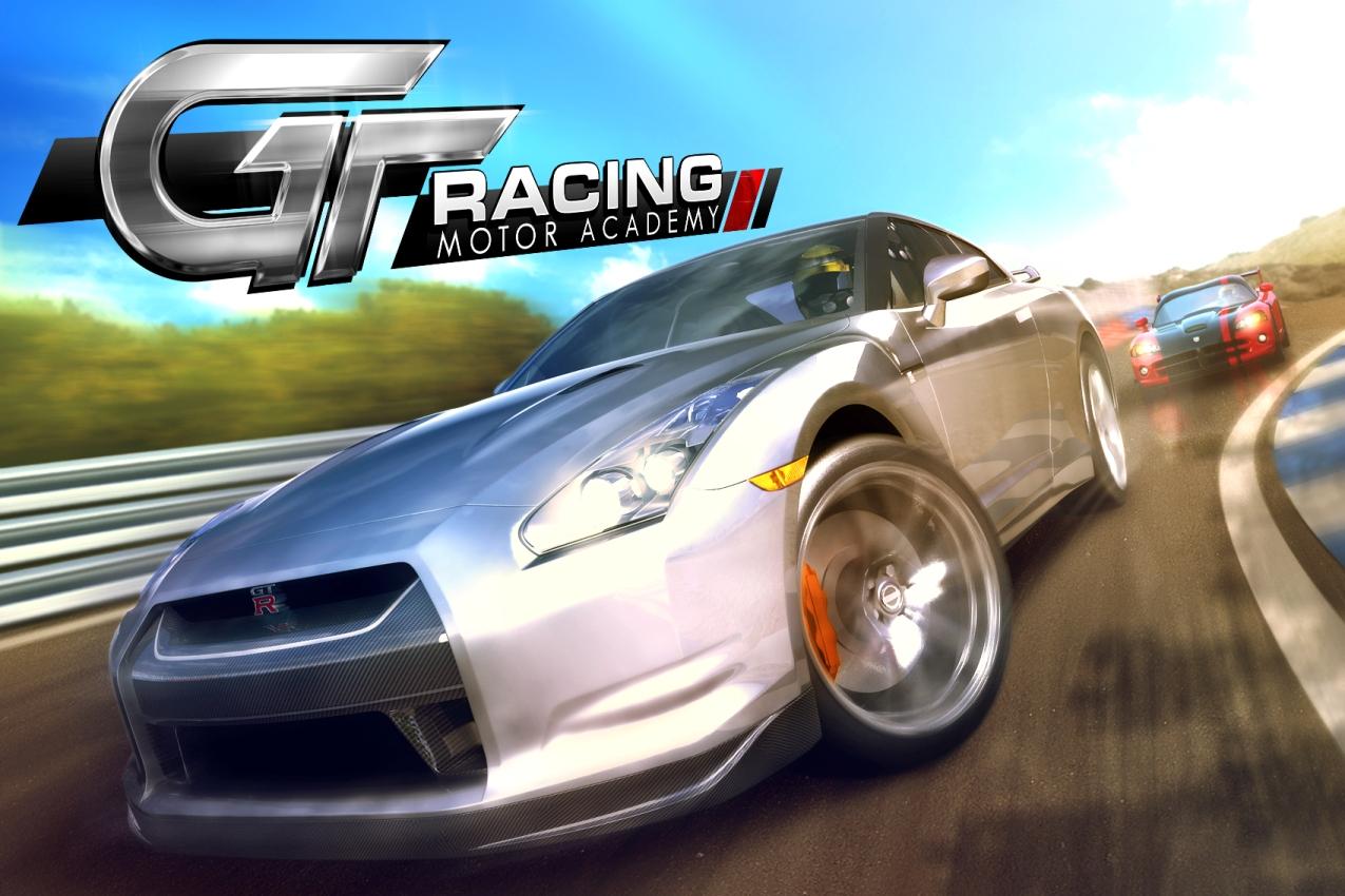 GT Racing: Motor Academy   Logopedia   FANDOM powered by Wikia