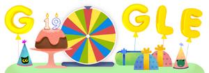 Google's 19th Birthday